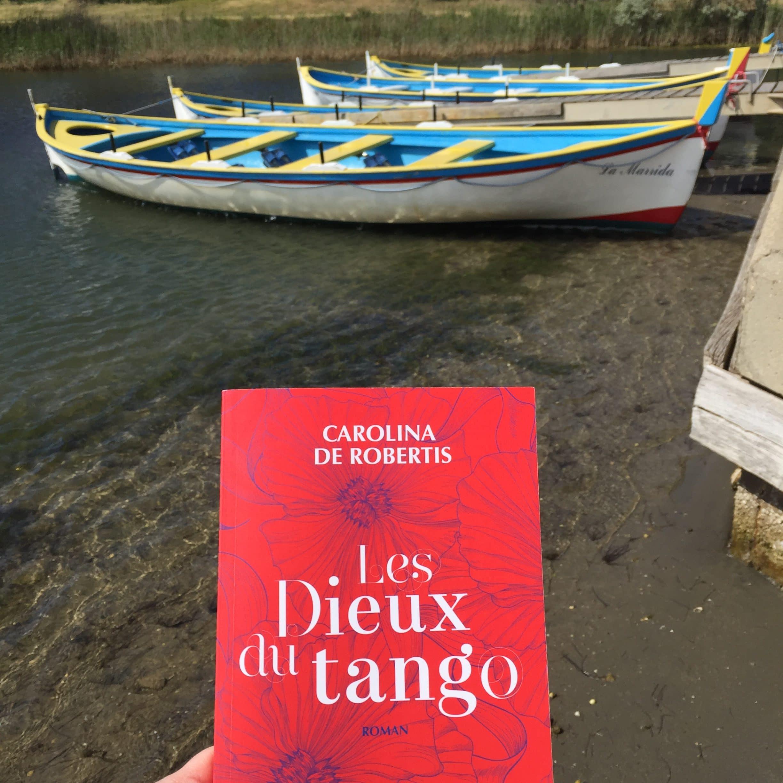 les Dieux du tango - Carolina de Robertis