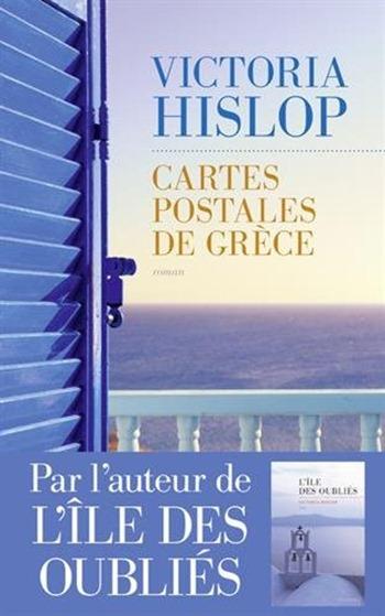 Cartes-postales-de-grce-Victoria-Hislop