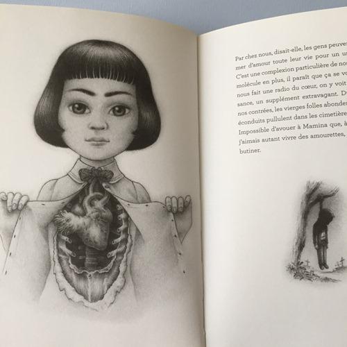 Quatres coeurs imparfaits - illustration