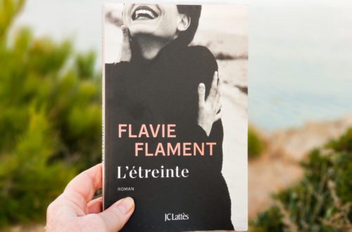 L'étreinte - Flavie Flament