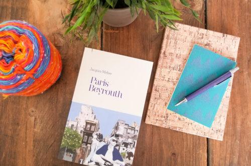 Paris Beyrouth - livre de Jacques Weber